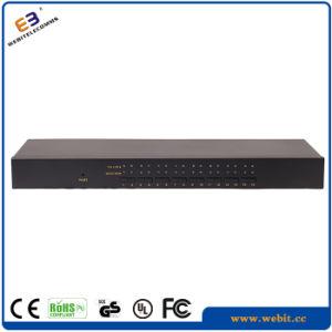 16 Port VGA Kvm Switch pictures & photos