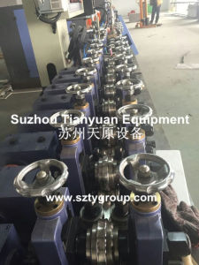 Ss Tube Making Mill Line