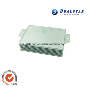 Printing Storage Paper Boxes with Metal Label Holder pictures & photos