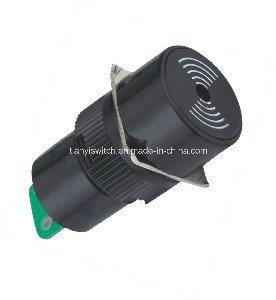 Mini Round Indicator Buzzer Switch pictures & photos