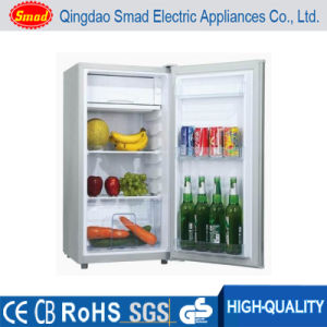 12V Single Door Compact Compressor Fridge Solar Fridge pictures & photos