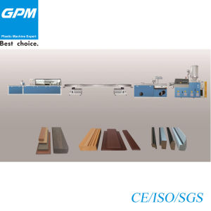 PS Foam Photo Profile Extrusion Line pictures & photos