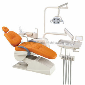 Four Colors Leather Dental Chair (ORT-350)