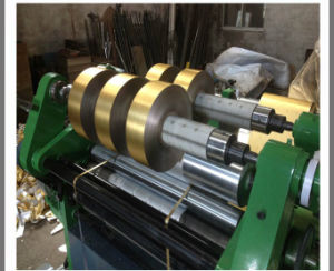 Paper Label Sticker or Plastic String Roll Slitting Rewinding Machine (BC-Y) pictures & photos