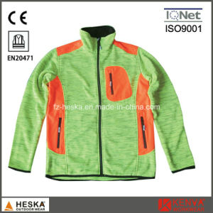 High Visibility Sweatshirt Bodkin Knitted Hivis Knitted Jacket pictures & photos