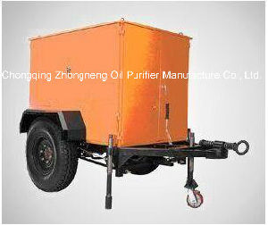 Zym Dustproof Movable Vacuum Insulating Oil Purifier Use in Outdoor pictures & photos
