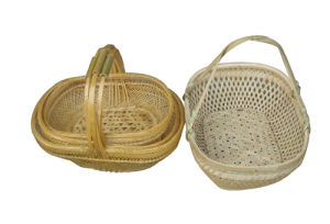 Wicker Basket with Factory From China pictures & photos