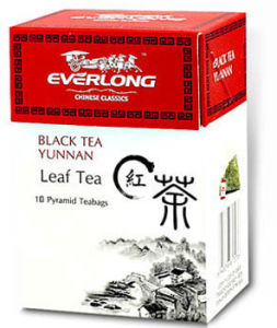 Yunnan Black Tea Pyramid Tea Bags (PT1302) pictures & photos
