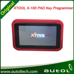 X-100 Pad Auto Key Programmer with Oil Rest Tool and Odometer Adjustment pictures & photos