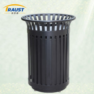 New High-Capacity Outdoor Metal Recycling Bins pictures & photos