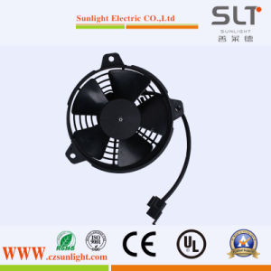 Hot New Product Mini Plastic Electric Motor Fan for Bus pictures & photos