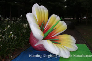 LED Inflatable Decoration Customized Wedding Inflatable Flower pictures & photos