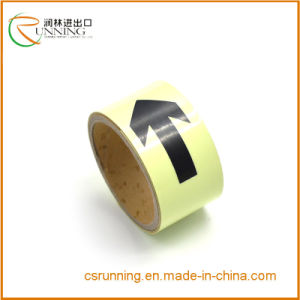 Reflective Safety Warning Conspicuity Tape Film for Traffic Sign pictures & photos