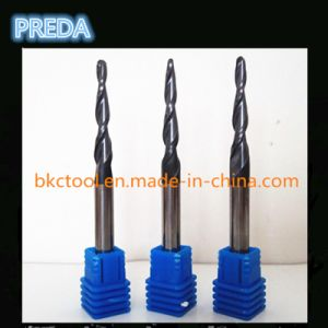 Concial Taper 3 Flutes Cutters Carbide HRC55 Coated pictures & photos
