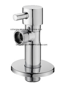 High Quality Brass Angle Valve with & without Nut (NV-3028) pictures & photos