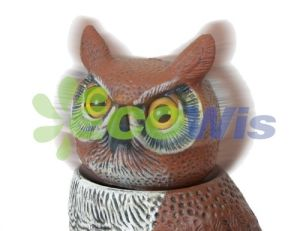 China Manufacturer Great Homed Owl Decoy pictures & photos