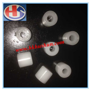 CNC Plastic Flat Bottom Hole, CNC Part, Stamping Part (HS-TP-0012) pictures & photos