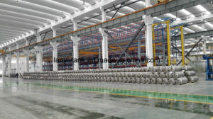 Chinese Good Quality Cryogenic Storage Tank for Lar, Lox, Lin with Valves