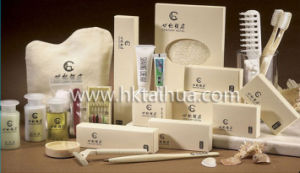 High Quality Customized Disposable Hotel Amenities with Th-Hotel004 pictures & photos
