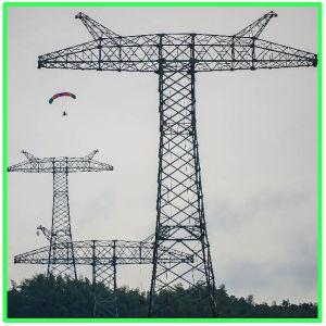 Electric Transmission Line Steel Tower/Steel Strucure