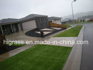 Higrass SGS Approved Synthetic Turf for Landscape Decoration pictures & photos
