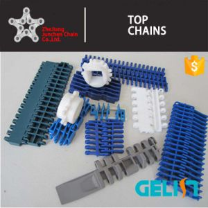 T-100 Bottle Conveyor Belt/Homemade Conveyor Belt/Modular Plastic Conveyor Belt pictures & photos