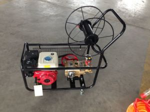 Portable Gasoline Engine Power Sprayer with Great Power for Agricutural Irrigation pictures & photos