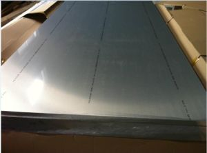 Boat Construction Use Marine Grade Aluminum Sheet 5083 H116 pictures & photos