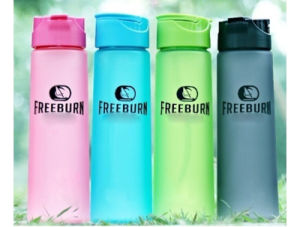 Eco-Friendly Food Grade 500-900ml Plastic Water Bottles, Tritan Water Bottles with New Design Lid pictures & photos