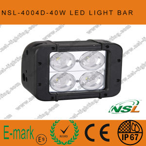 LED Light Bar CREE 10W Double Row 4X4 Offroad Fog Lightbar pictures & photos