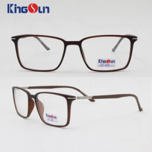 Tr90 Frame with Metal Temple Rubber Tip Optical pictures & photos