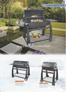 Rolley Charcoal BBQ Grill pictures & photos
