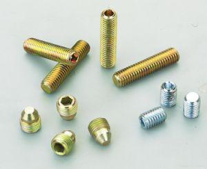 Alloy Steel Hexagon Socket Set Screws DIN913 914 915 916 pictures & photos