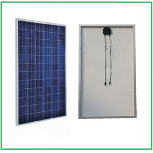 Poly Solar Panel 250W 300W for Home Solar PV Module pictures & photos