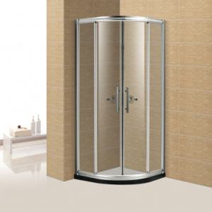 New Arrival Customized Tempered Glass Shower Cabins