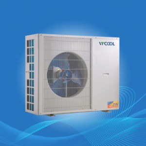 Air Heat Pump Water Heater Evi Heat Pump for Floor Heating, Air Conditioning Evi Air Water Heat Pump pictures & photos