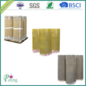 Water Based Glue BOPP Packing Tape Jumbo Roll pictures & photos