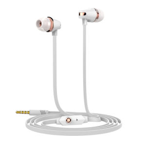 Flat Wire Handsfree 3.5mm Stereo Earphone for Samsung and iPhone pictures & photos