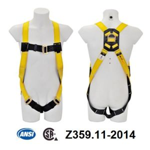 ANSI Full Body Harness (JE113048+JE322204C) pictures & photos