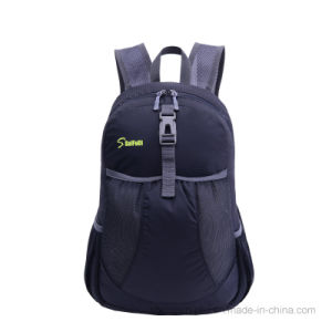 Foldable Super Light Back Pack with Two Shoulders for Adult pictures & photos