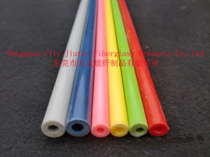 Good Heat-Resistance Fiberglass Flag Pole pictures & photos