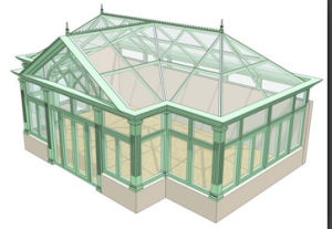 Aluminum Sunroom and Sun Room (TS-333) pictures & photos