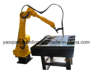 Multi-Functional Cutting Welding Automatic Working Robot pictures & photos