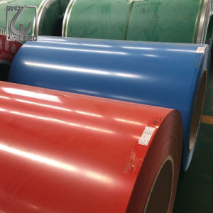Color Coated Steel Coil From China Factory pictures & photos