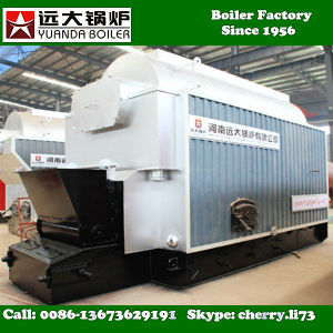 Saving Shipping Cost Compact Structure Wood Chips Fired Boiler 2ton pictures & photos