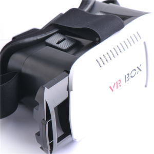 Hot Sell 3D Virtual Reality Box Google Cardboard pictures & photos