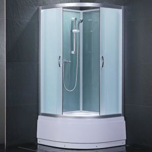 Economic Simple Glass Shower Cabin (KF-807) pictures & photos