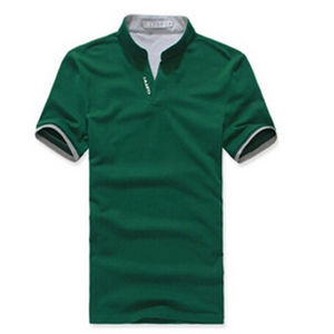 New Fashion Style Custom Made Embroidered High Quality Polo Shirt pictures & photos