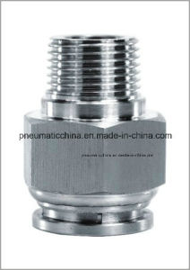 Stainless Steel Push in Fitting Ss316 or Ss304 From Pneumission pictures & photos