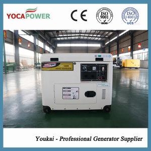 5kw Portable Silent Diesel Generator Set pictures & photos